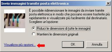 Ridimensionare immagini XP