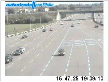 webcam autostrada