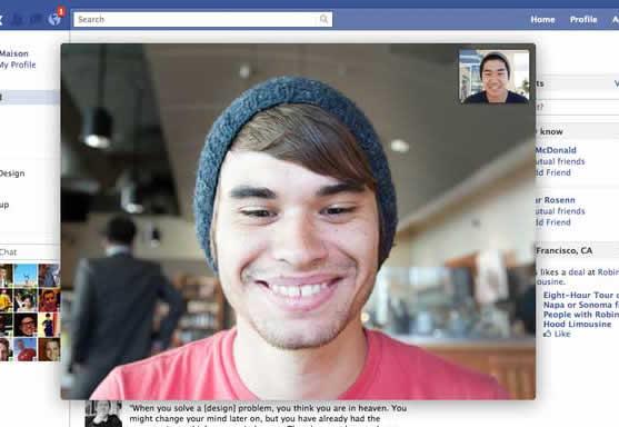 facebook videochat