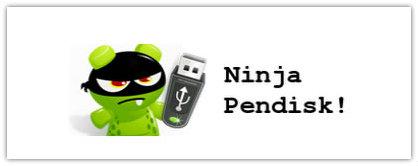 ninja pendisk logo